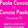 """Calimera: Paola Concia ospite di """"Senti chi parla"""""""