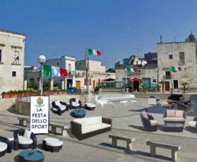 Più sedie per tutti: ecco il rendering delle prossime manifestazioni estive!