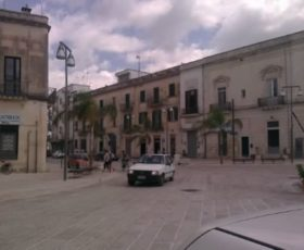 Martano: Piazza Assunta riapre al traffico veicolare