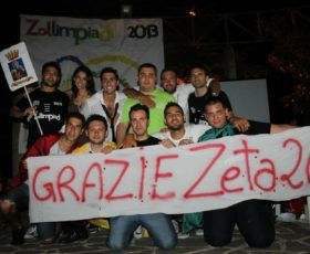 Zollimpiadi: vince il paese