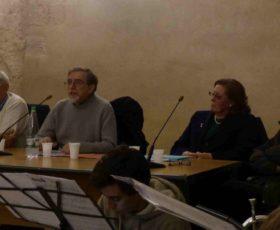 """Castrignano de'Greci: presentato il libro di Raffaello Comi """"Lu mercante de cumedie e merce varia"""""""