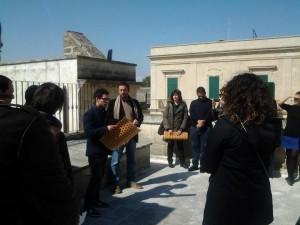 """""""Eravamo in Salento e non abbiamo visto il mare"""" presentato mercoledì 12 marzo a Zollino (Le), ore 11, nelle sale di Palazzo Raho in via Vittorio Emanuele II"""