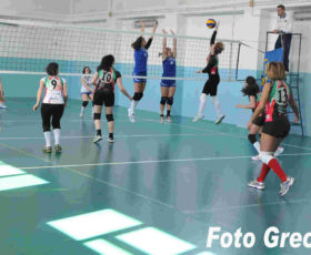 Seconda Divisione Femminile: Volley Martano in rimonta punta alla vetta della classifica