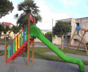 Borgagne: prossima la riapertura del parco giochi comunale