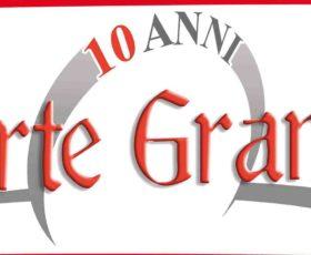 Corte Grande compie dieci anni