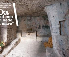"""Cultura: dal 4 agosto apre la mostra """"Da qui non si vede il mare"""""""
