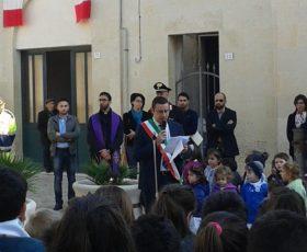 Zollino: il discorso di Antonio Chiga alla festa del 4 Novembre