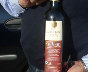 Cutrofiano: premio all'olio d'oliva