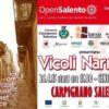 Vicoli Narranti a Carpignano Salentino
