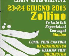 Zollino: ritorna la fiera di San Giovanni