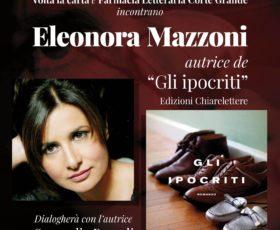 Martano: incontro con Eleonora Mazzoni