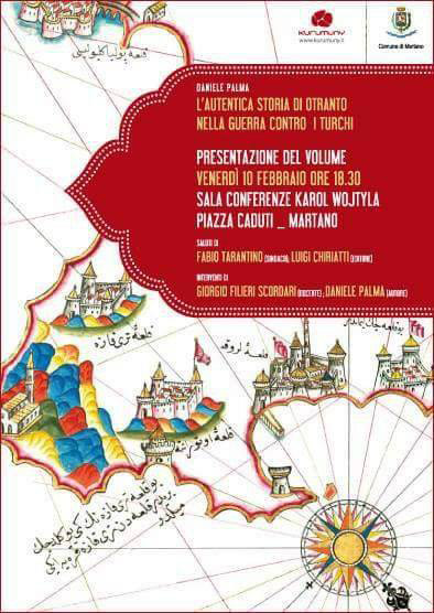Presentazione libro l autentica storia di otranto nella - Storia di palma domenica ks1 ...