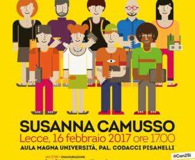 Nuovi Lavori Nuovi Diritti, Susanna Camusso a Lecce