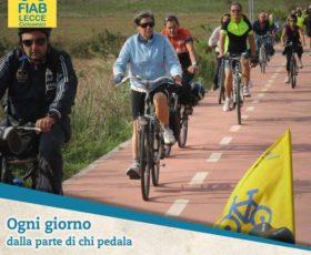 FIAB Cicloamici: A Calimera sulla via della storia
