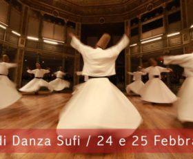 Seminario di danza Sufi a Lecce