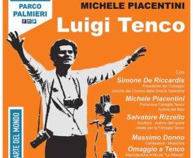 """A Martignano la presentazione del libro """"Luigi Tenco"""" di Michele Piacentini"""