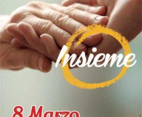 INSIEME, otto marzo con le donne nelle case di riposo