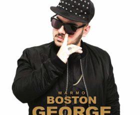 """ESCE """"BOSTON GEORGE"""" del rapper MARMO"""