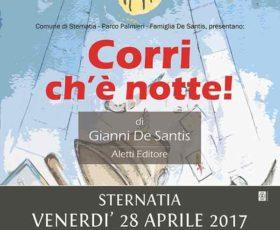 """Corri ch'è notte!"" di Gianni De Santis"