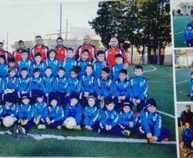 Sternatia – Riparte la Scuola Calcio