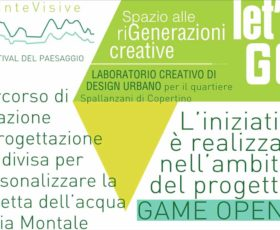 A Copertino spazio alle RiGenerazioni creative con Game Open