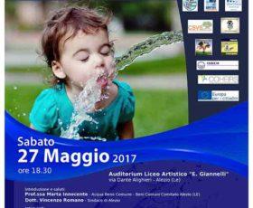 Ad Alezio, Puglia e Basilicata unite nella difesa del Diritto all'Acqua Pubblica e Pulita