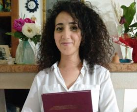 """Fatima Chaddadi di Guagnano unica straniera in Puglia a ricevere il riconoscimento di """"professionista accreditato presso la Fondazione Italia-USA"""