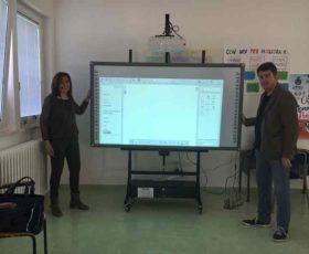 Scuola 2.0, a Melpignano si inaugurano le LIM