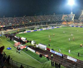 Un Lecce sprecone supera la Samb, ora ai quarti c'è l'Alessandria