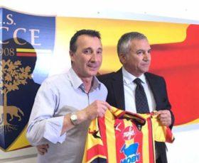 Il Lecce sceglie la continuità. Sarà ancora Rizzo a guidare i giallorossi nella prossima stagione