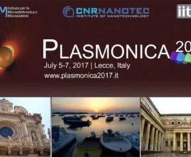 Plasmonica 2017: a Lecce l'evento internazionale con centinaia di studiosi e ricercatori
