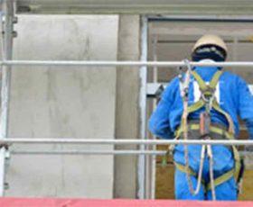"""Sulle impalcature a 70 anni. Fillea Cgil Lecce: """"Oltre il danno la beffa per i lavoratori edili"""""""