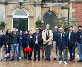 I futuri ingegneri civili di Unisalento volano a Londra e Oxford