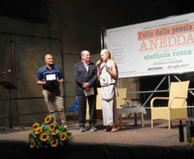 """Grande successo a Serrano per il premio """"Olio della Poesia"""""""