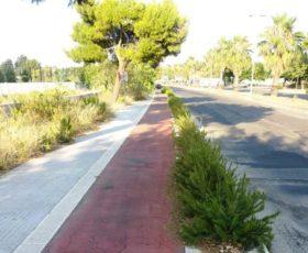 Otto km di piste ciclabili tra vecchie e nuove. A Lecce parte il progetto