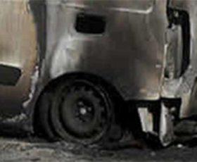 Mistero a Nardò. In fiamme l'auto dello zio della 23enne belga morta in incidente