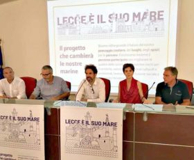 """""""Lecce è il suo mare"""", percorso partecipato per rigenerare le marine"""