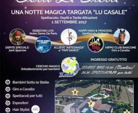 San Cesario di Lecce, Lu Casale Sotto Le Stelle