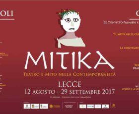 """""""Mitika – Teatro e Mito nella contemporaneità"""""""
