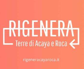 Al via il percorso di rigenerazione urbana delle Terre di Acaya e Roca