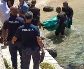 Santa Maria al Bagno, trovato corpo senza vita di un uomo tra gli scogli