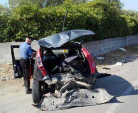 Incidente stradale sulla Martano-Soleto. Solo tanto spavento