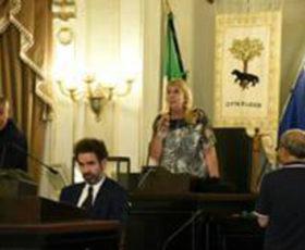 Lecce, Consiglio Comunale. Il centrodestra non vota, Paola Povero eletta Presidente