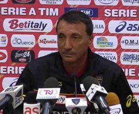 """Roberto Rizzo lascia la panchina del Lecce: """"Decisione sofferta e irrevocabile"""""""