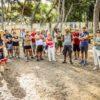 Passeggiata di comunità sul lungomare di San Cataldo