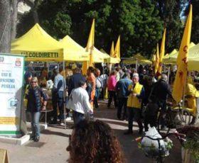 Coldiretti: boom di vendite nei mercati delle piazze di Lecce