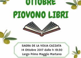 """""""Ottobre piovono libri"""" porta un libro che non leggi più, in cambio ne prendi un altro"""