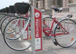 """Lecce: 1500 bici per il servizio Bike sharing """"a flusso libero"""". Il Comune cerca gestori"""