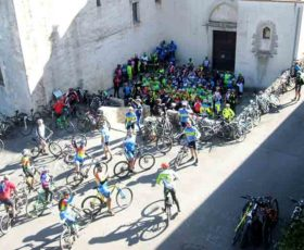 Freebike Tour a Nociglia: Un'esperienza positiva per gli amanti delle ciclo-escursioni