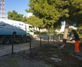 Curiamo insieme la città: volontari ed amministratori per pulire il quartiere San Sabino
